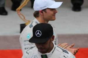 24.05.2015- Podium 3rd Lewis Hamilton (GBR) Mercedes AMG F1 W06